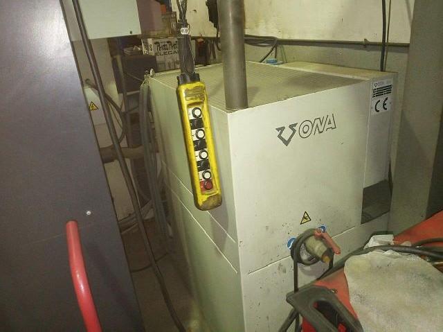 Wire-cutting machine ONA PRIMA E250  photo on Industry-Pilot