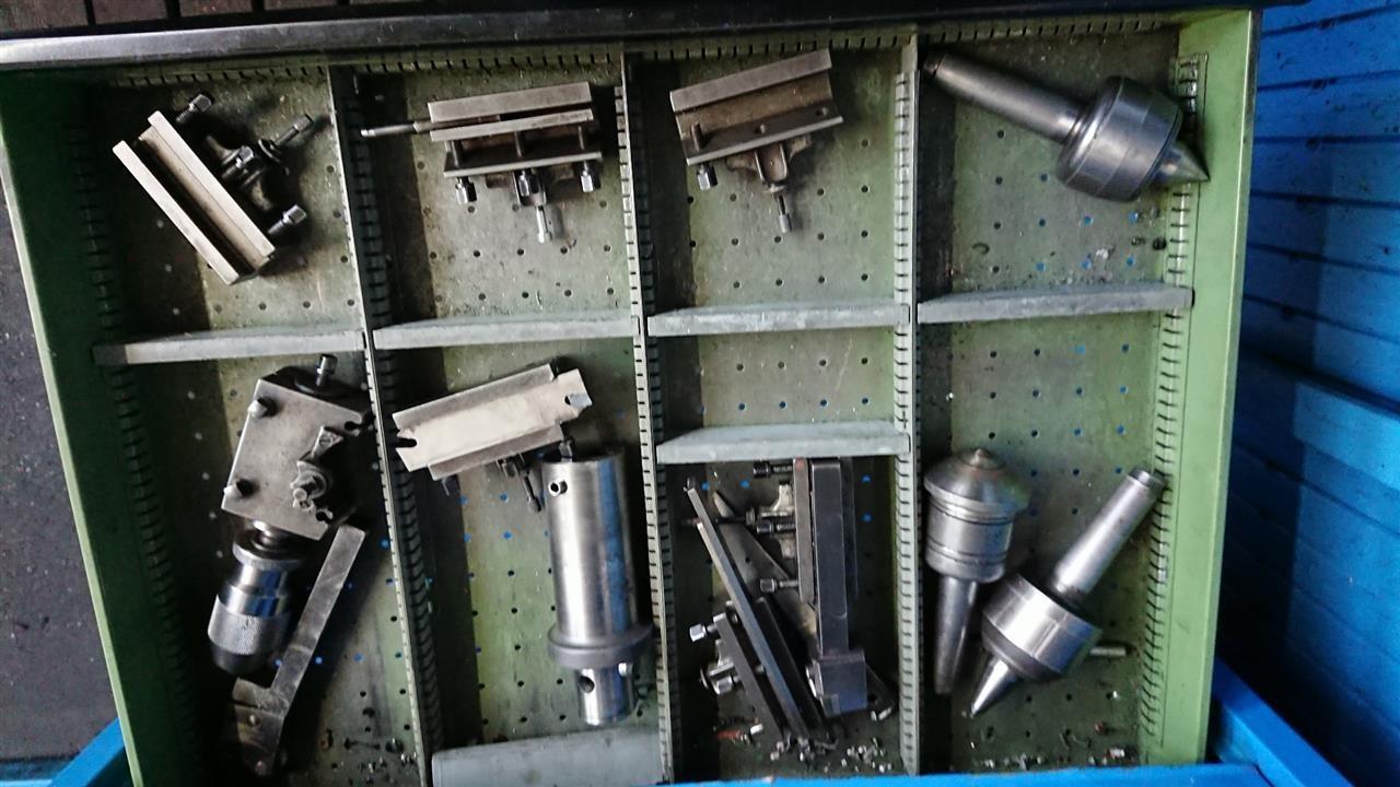 Screw-cutting lathe LEINEN DLZ 140 photo on Industry-Pilot