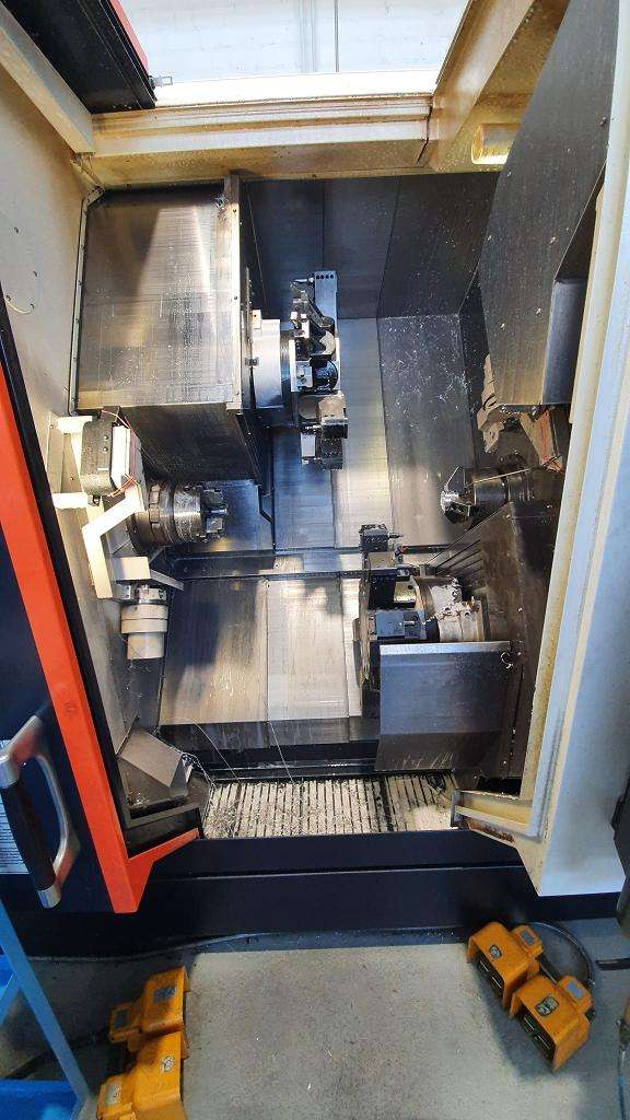 CNC Turning and Milling Machine Mazak Hyper Quadrex 200 MSY photo on Industry-Pilot