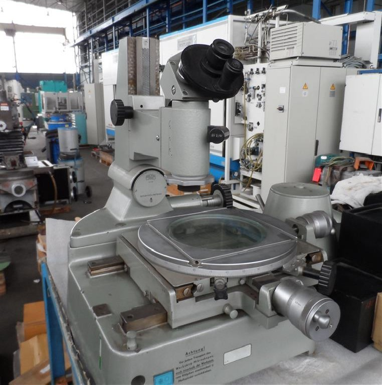 Microscope Carl Zeiss Jena  photo on Industry-Pilot