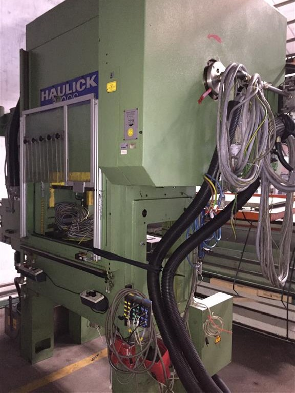 Profile projector HAULICK & ROOS RVD 63 - 960 HS photo on Industry-Pilot
