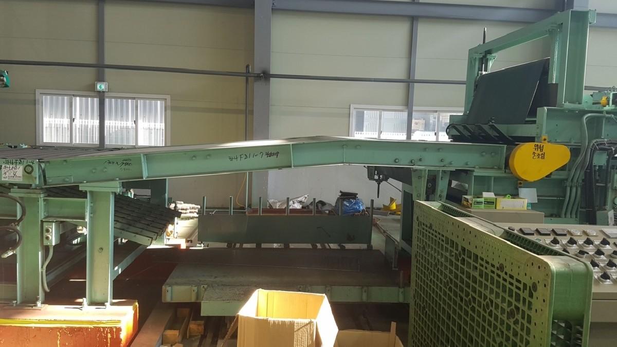 Cut-to-Length and Slitting Line NAGAOKA 2,4t Heidenhain фото на Industry-Pilot