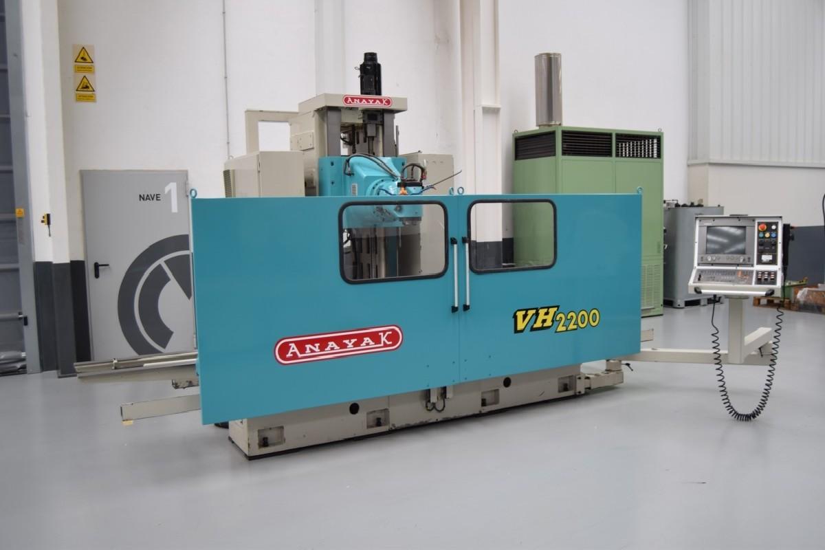 Продольно-фрезерный станок - универсальный ANAYAK VH-2200 Heidenhain фото на Industry-Pilot