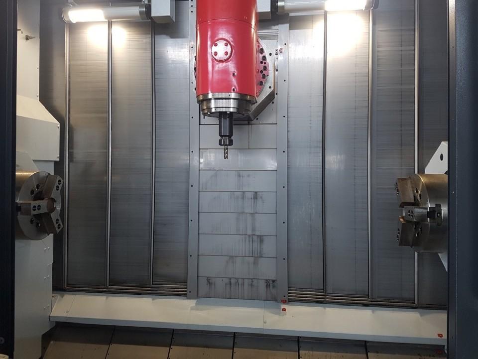 Токарно фрезерный станок с ЧПУ DMG-MORI SEIKI NT 4250 / 1500 S Heidenhain фото на Industry-Pilot
