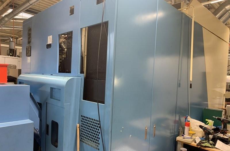 Обрабатывающий центр - универсальный KITAMURA MYTRUNNION 5 20U 5-ACHS фото на Industry-Pilot