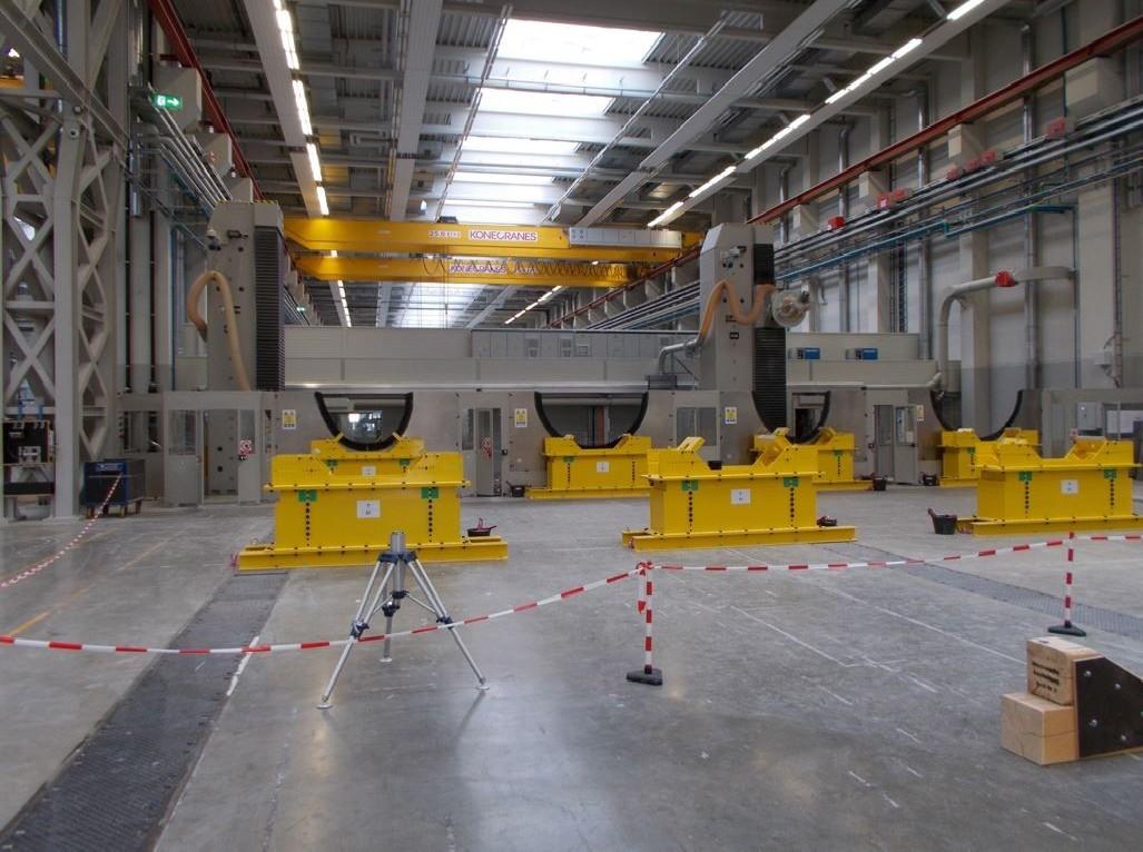 Горизонтальный расточный станок с неподвижной плитой - пиноль SKODA FCW 150 Heidenhain фото на Industry-Pilot