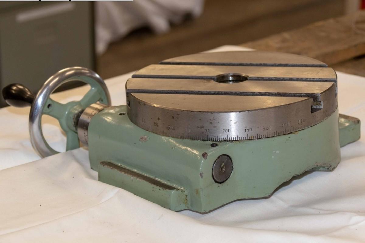 Круглый стол Rundtisch Heidenhain фото на Industry-Pilot