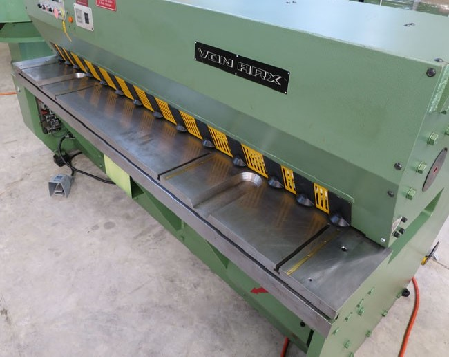 Hydraulic guillotine shear  VON ARX HSD 6x2500 photo on Industry-Pilot