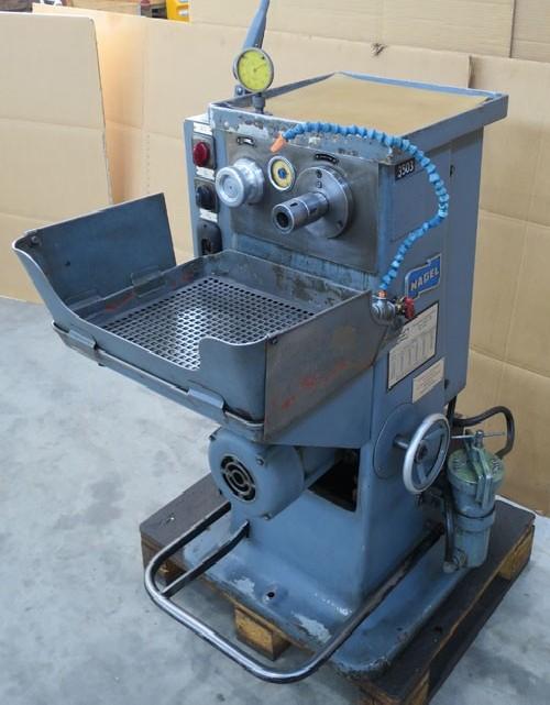Honing machine - internal - horizontal NAGEL HHM70 photo on Industry-Pilot