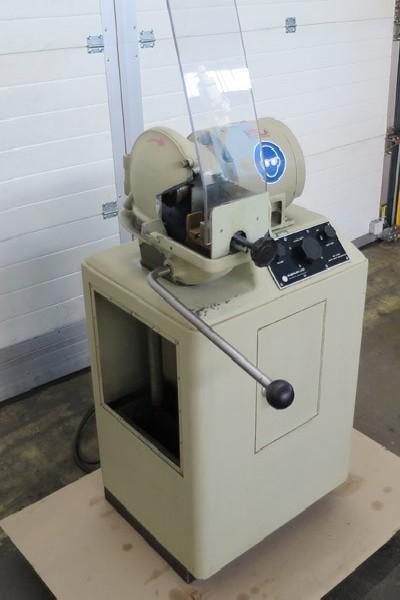 Abrasive cutoff machine BUEHLER 200 photo on Industry-Pilot