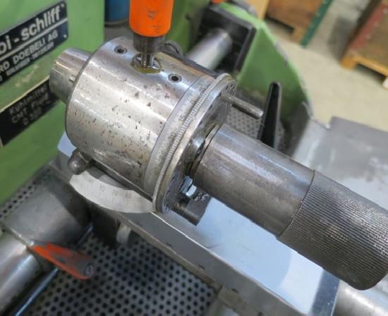 Станок для заточки твердосплавного инструмента DOEBELI D175 фото на Industry-Pilot