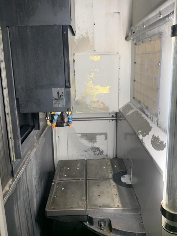 Обрабатывающий центр - вертикальный BROTHER TC 32B QT фото на Industry-Pilot
