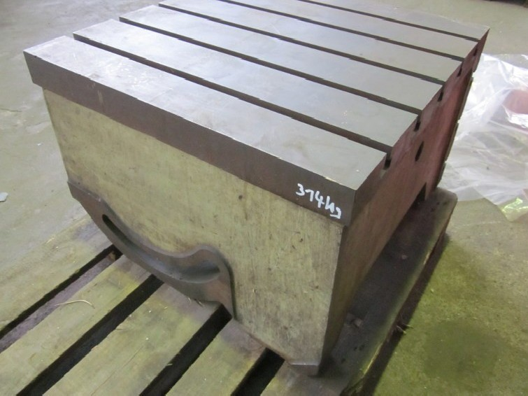 Clamping Cube WMW 710x710x450 photo on Industry-Pilot