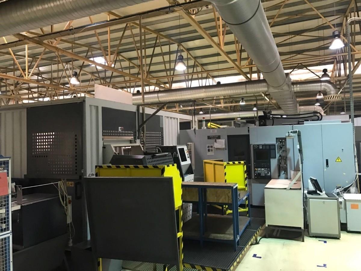 Обрабатывающий центр - горизонтальный MORI-SEIKI NH 5000 Heidenhain фото на Industry-Pilot