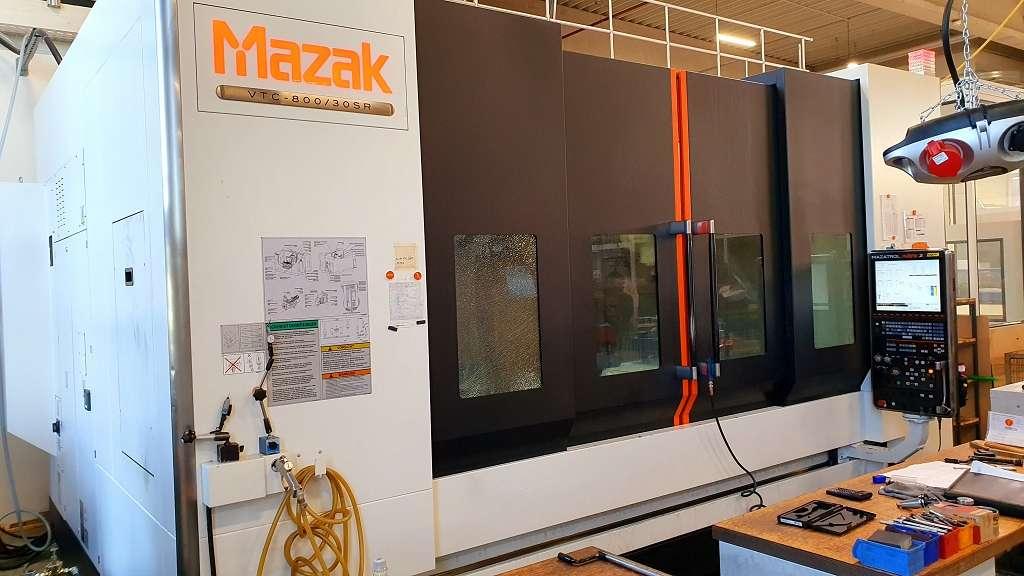 Mazak VTC 800 30SR