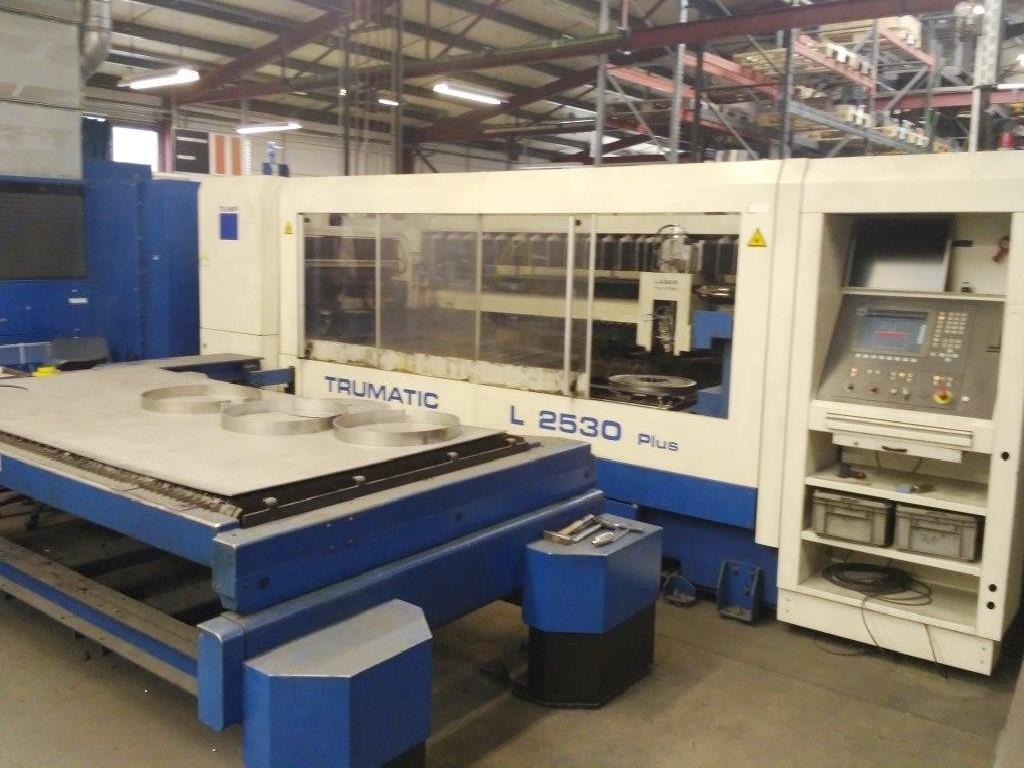 Laser Cutting Machine TRUMPF TRUMATIC L 2530 photo on Industry-Pilot
