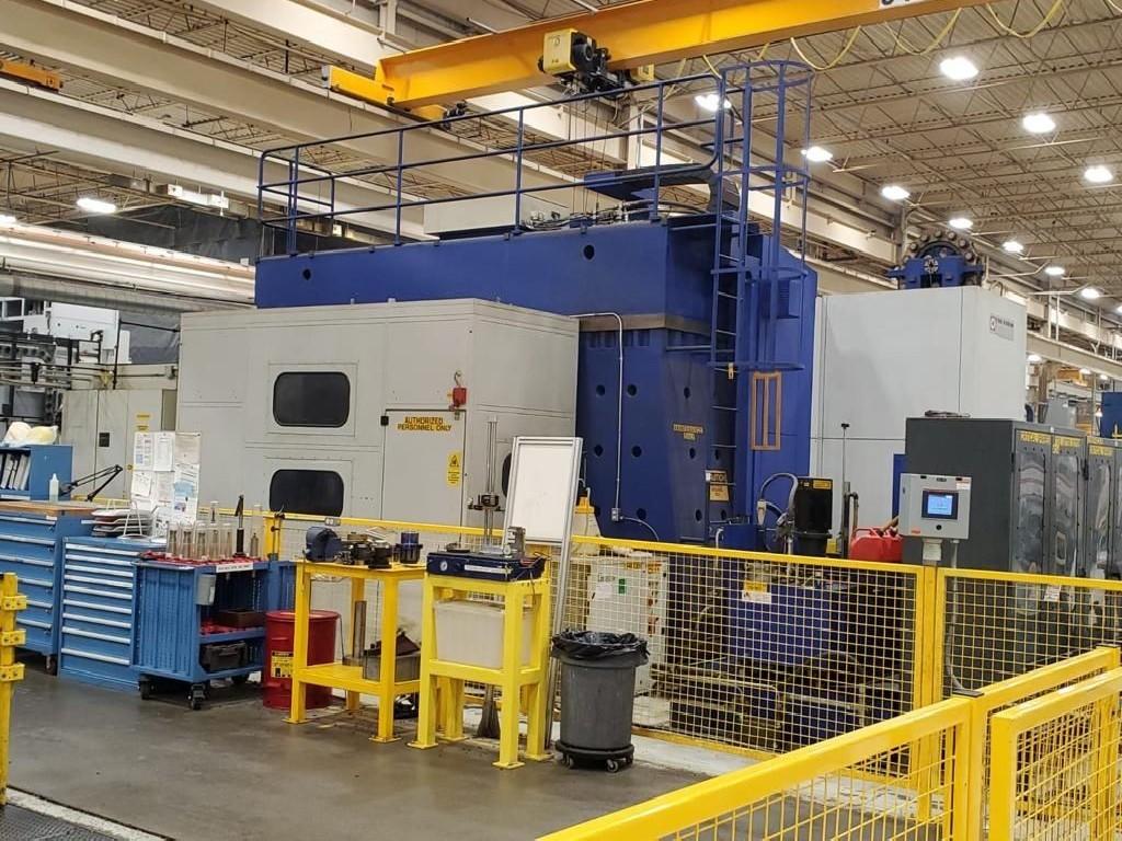 Обрабатывающий центр - горизонтальный TOS-KURIM FOQ 80 - VR 2,6 Heidenhain фото на Industry-Pilot