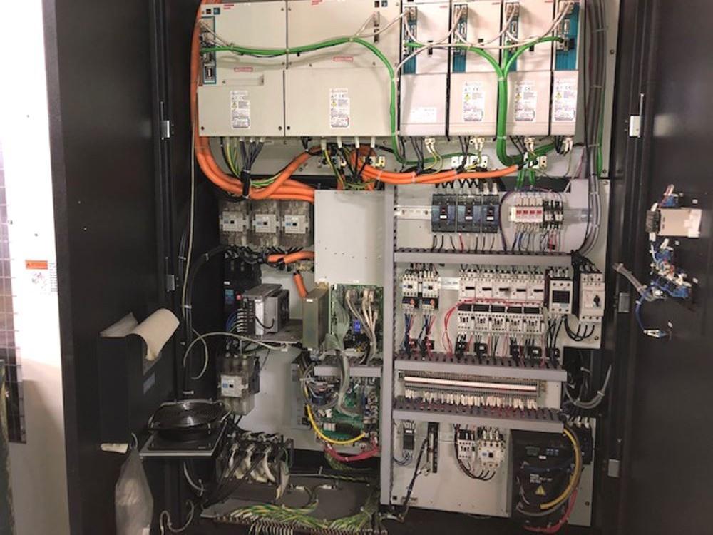 Обрабатывающий центр - горизонтальный MAZAK HCN 6000 Nexus Heidenhain фото на Industry-Pilot