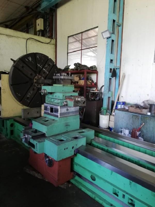 Тяжёлый токарный станок 1MAI PLOIESTI 1600 x 10000 Heidenhain фото на Industry-Pilot