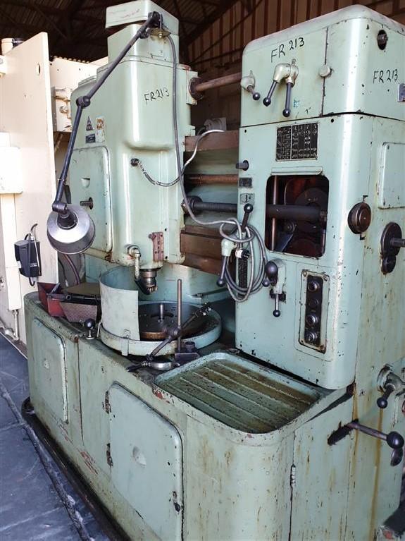Зубодолбёжный станок TOS OH 6 Heidenhain фото на Industry-Pilot