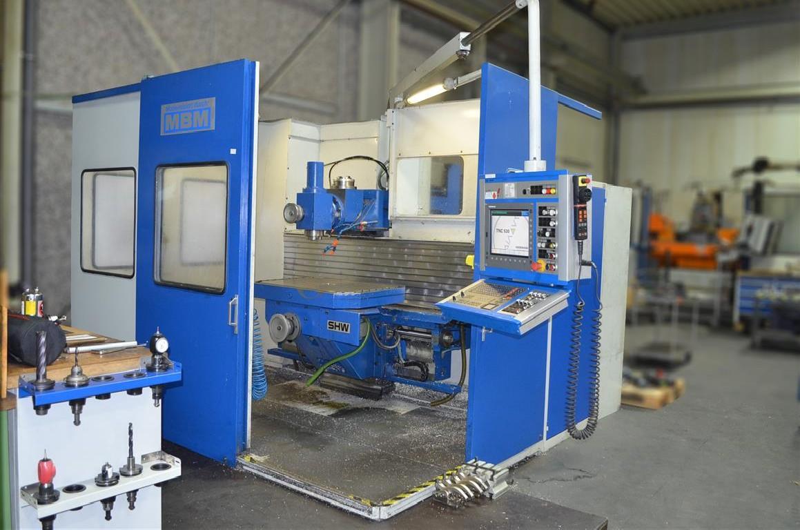Milling Machine - Universal SHW UF31 photo on Industry-Pilot