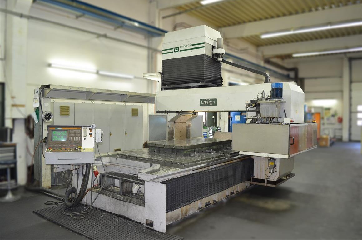 Gantry Milling Machine UNISIGN UNIPORT 5 photo on Industry-Pilot