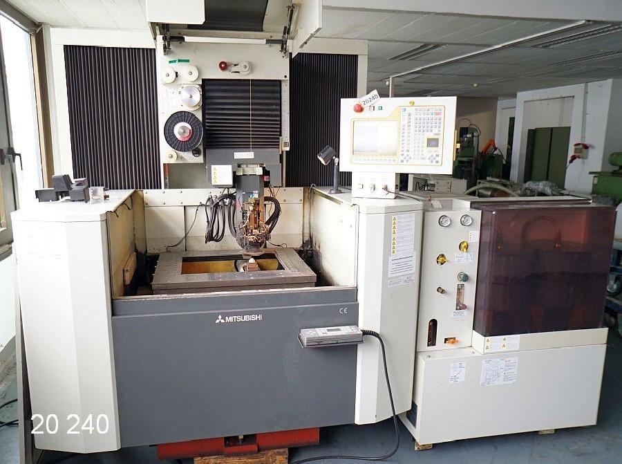 Wire-cutting machine MITSUBISHI QA 20 photo on Industry-Pilot