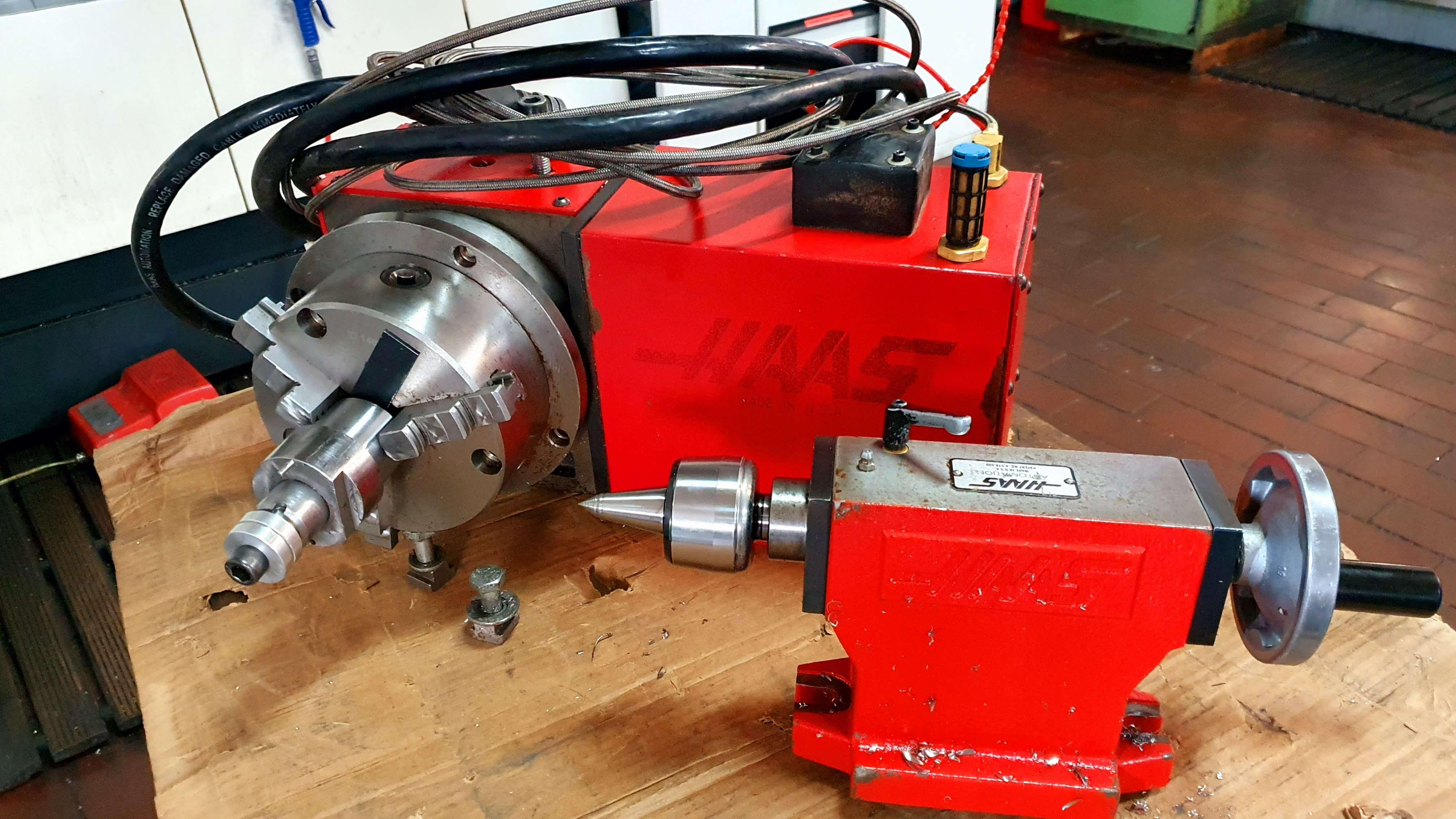 Делительное устройство  Haas  HRT 160 фото на Industry-Pilot