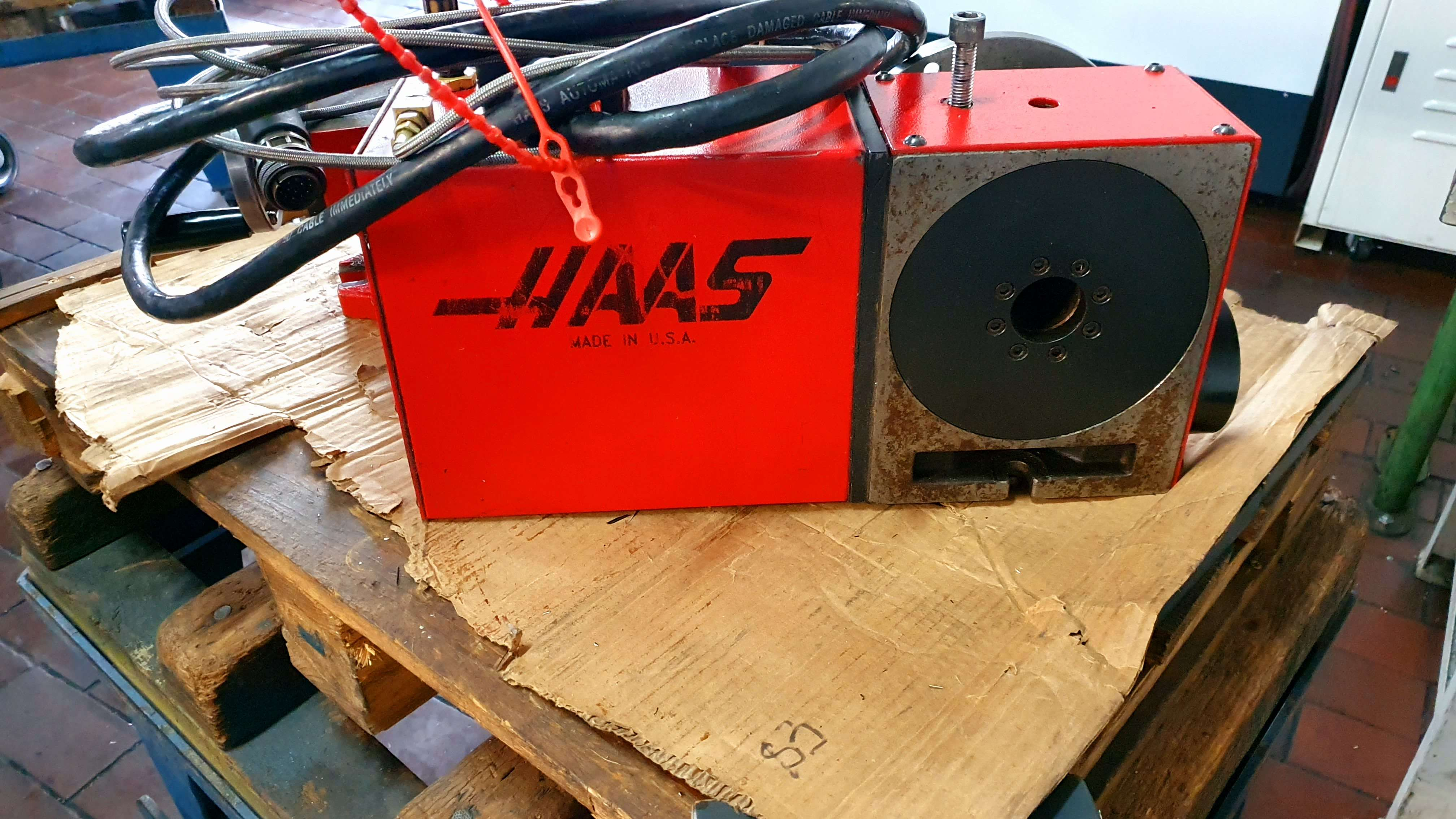 Dividing head  Haas  HRT 160 photo on Industry-Pilot