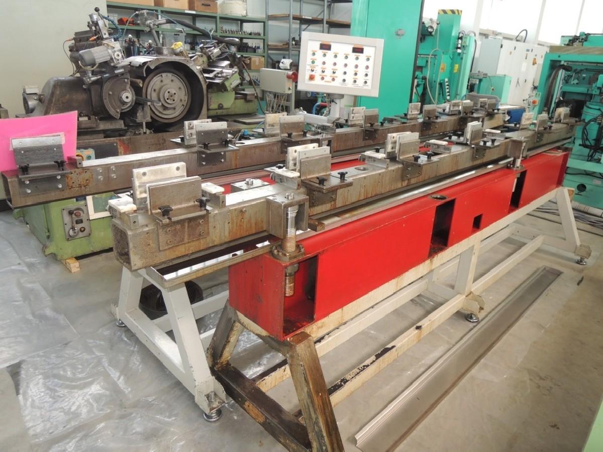 Grinding Machine - Centerless MALCUS MC 50 1049-726858 photo on Industry-Pilot