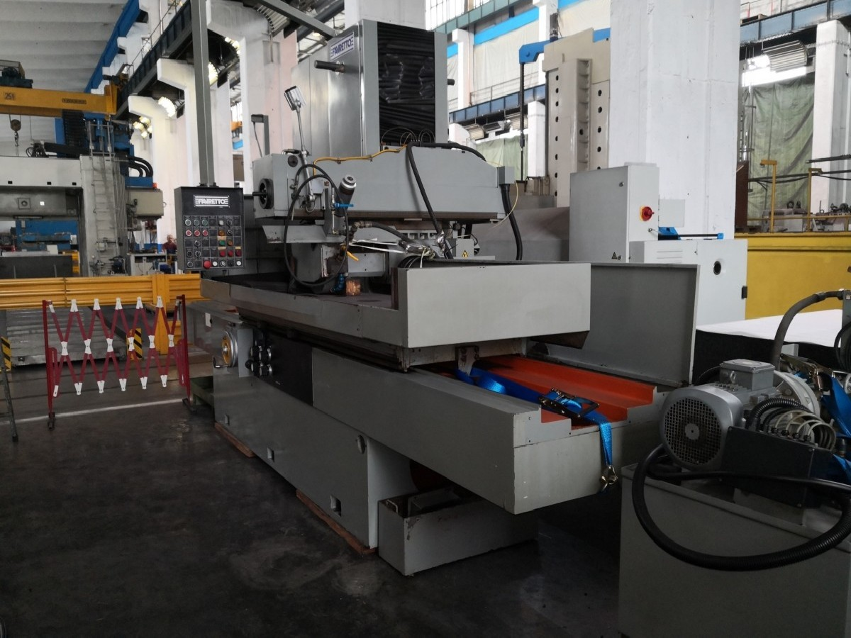 Surface Grinding Machine - Horizontal FAVRETTO MD 120 photo on Industry-Pilot