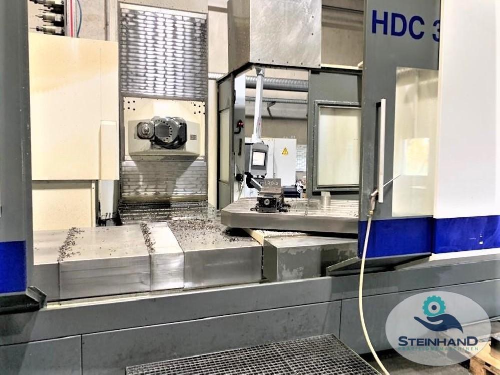 Bed Type Milling Machine - Universal KEPPLER HDC 3000/3 photo on Industry-Pilot