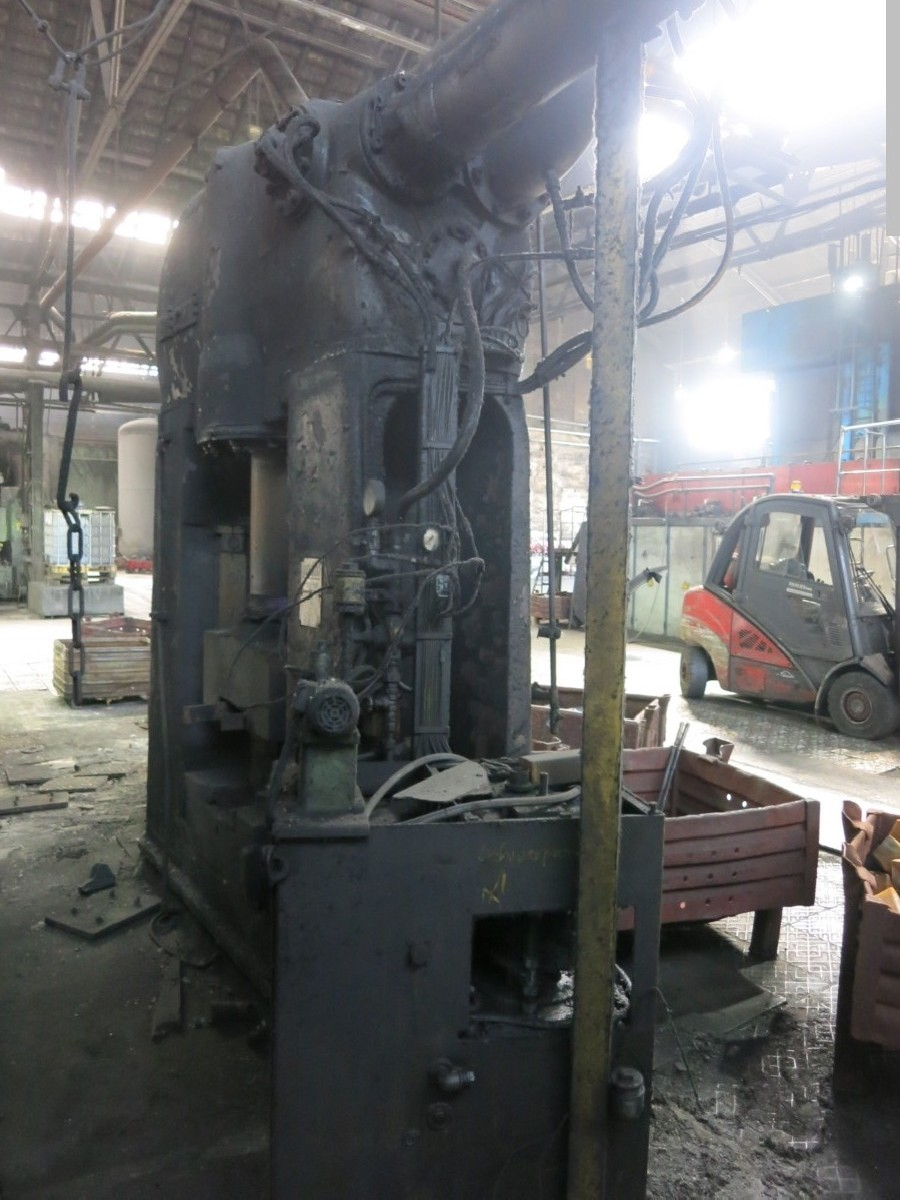Ковочный молот BECHE KGL фото на Industry-Pilot