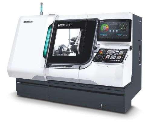 Токарный станок с ЧПУ GILDEMEISTER NEF 400 015451 фото на Industry-Pilot