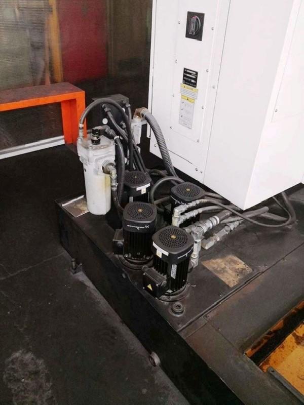 Обрабатывающий центр - горизонтальный MAZAK HCN 8800-II Nexus Heidenhain фото на Industry-Pilot
