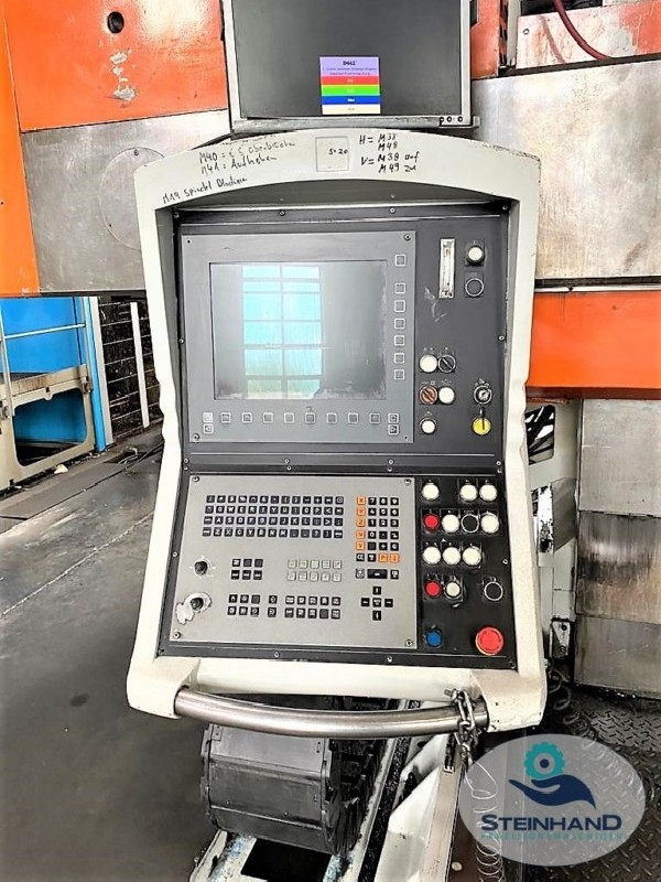 Travelling column milling machine SORALUCE SP 6000 photo on Industry-Pilot