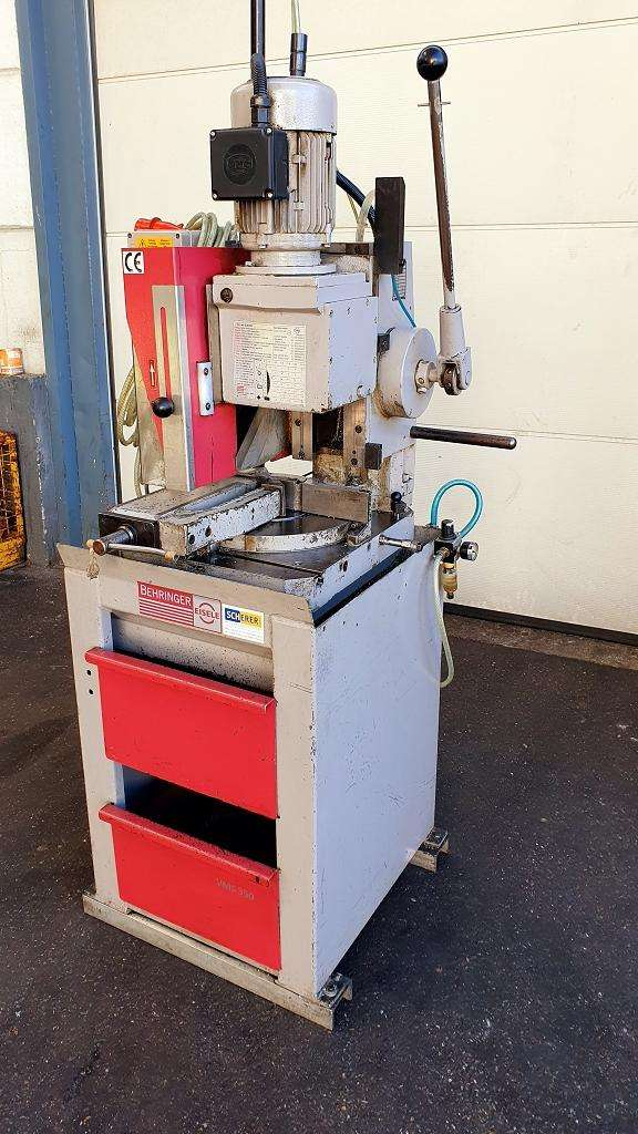 Cold-cutting saw Behringer Eisele  VMS 350 photo on Industry-Pilot