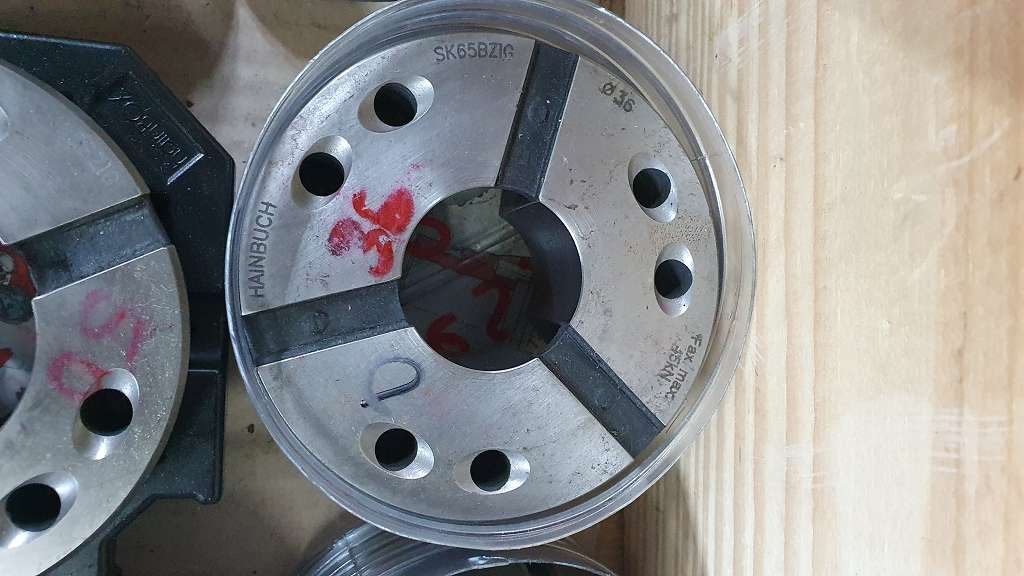 HAINBUCH 65 BZI photo on Industry-Pilot