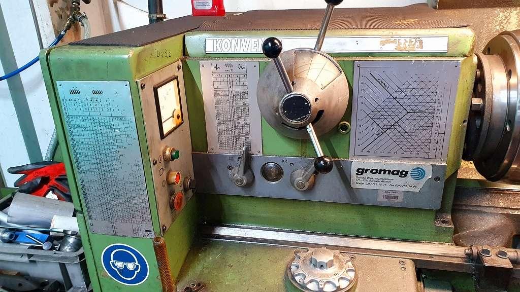 Screw-cutting lathe VDF - HEIDENREICH & HARBECK photo on Industry-Pilot