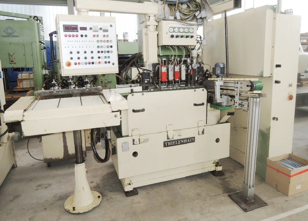 Grinding Machine - Centerless THIELENHAUS SF 50 A4A Auto photo on Industry-Pilot