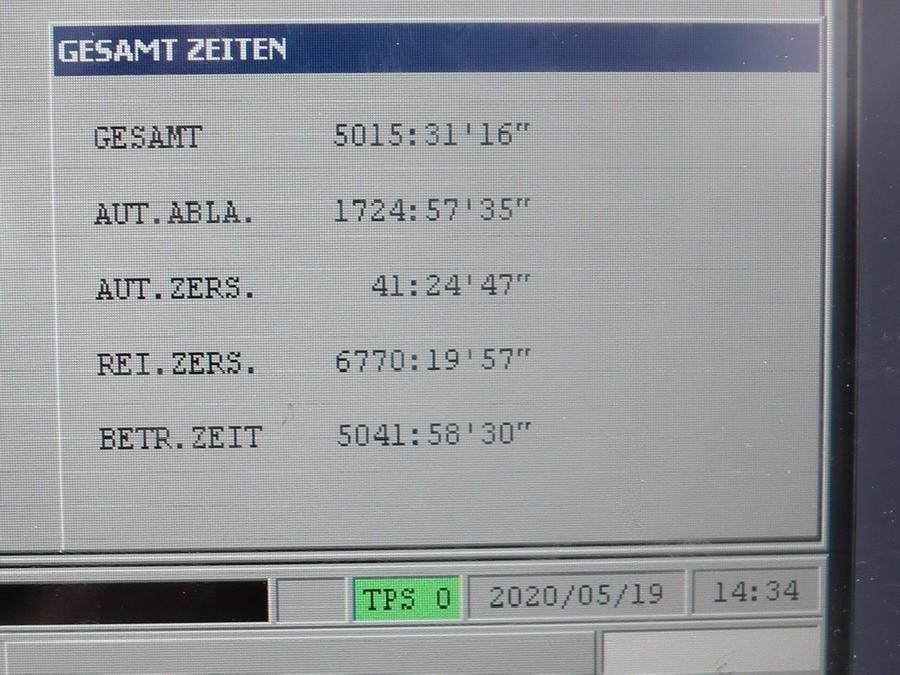 Обрабатывающий центр - горизонтальный MAZAK PFH 5800 Heidenhain фото на Industry-Pilot