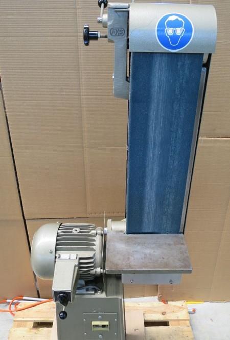 Belt Grinding Machine AMACKER & SCHMID AS20 photo on Industry-Pilot