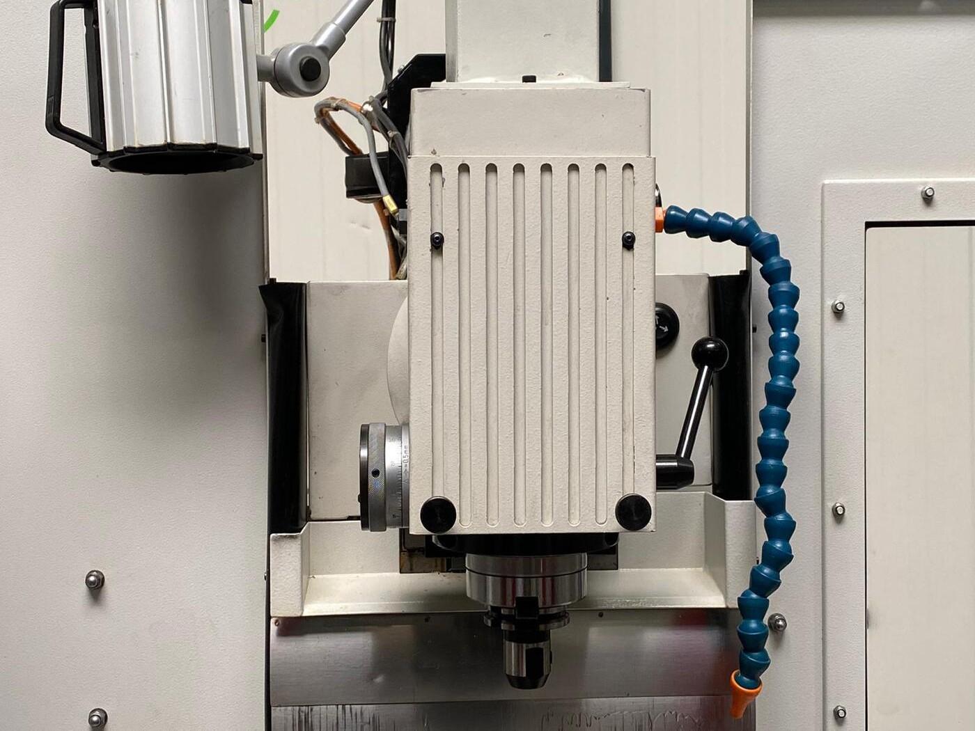 Milling Machine - Universal Kunzmann Germany WF 4/3 photo on Industry-Pilot