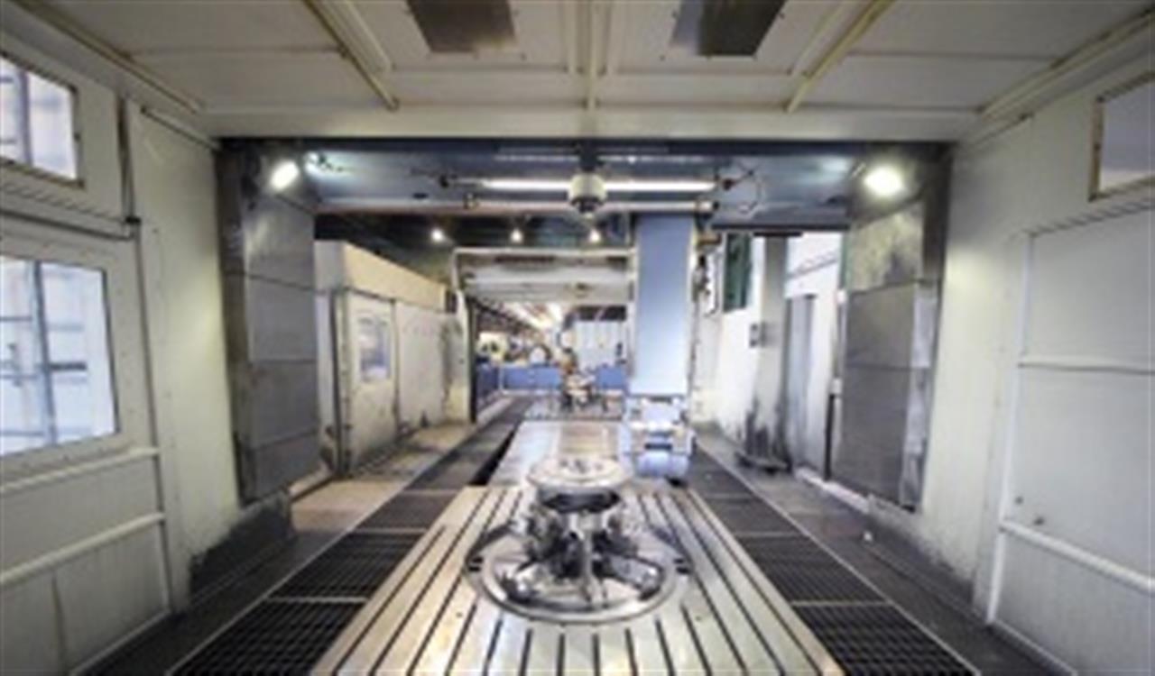 Gantry Milling Machine HEYLIGENSTAEDT Heynumill Ecoflex VDR photo on Industry-Pilot