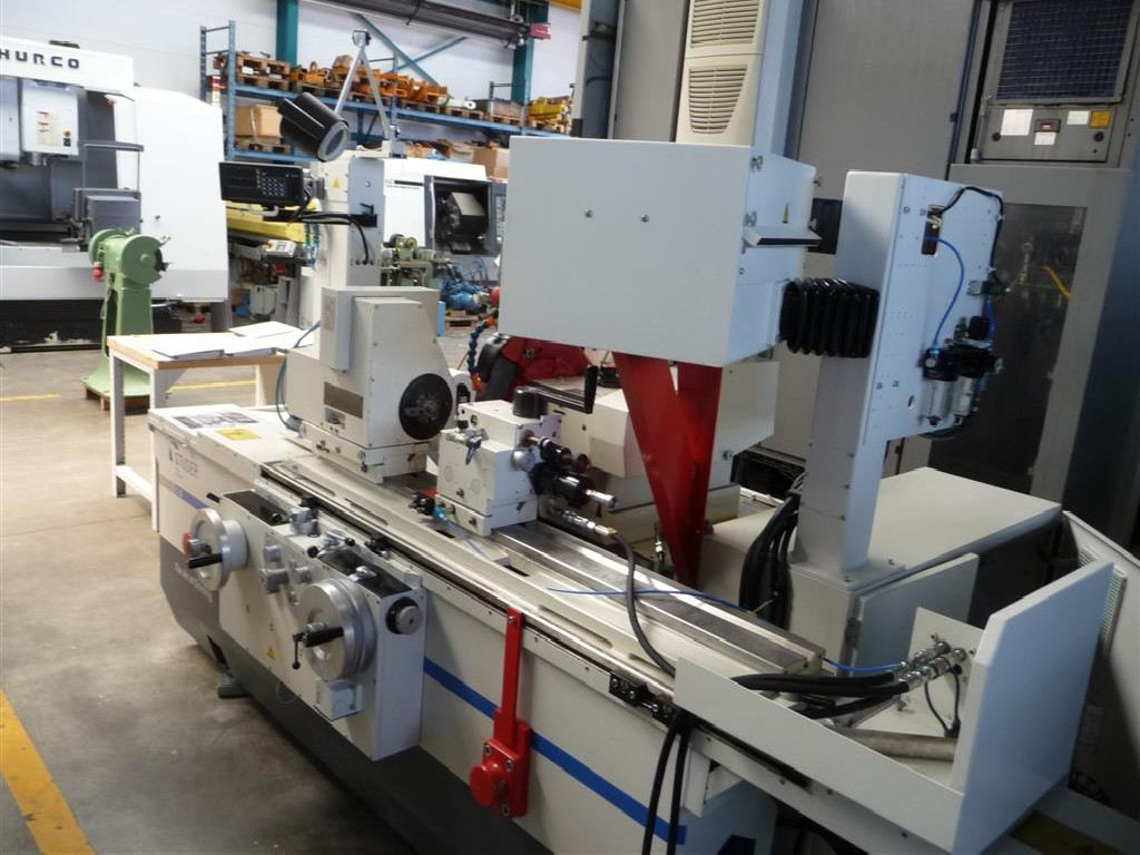Cylindrical Grinding Machine (external surface grinding) STUDER S30-1  Serie 116 photo on Industry-Pilot