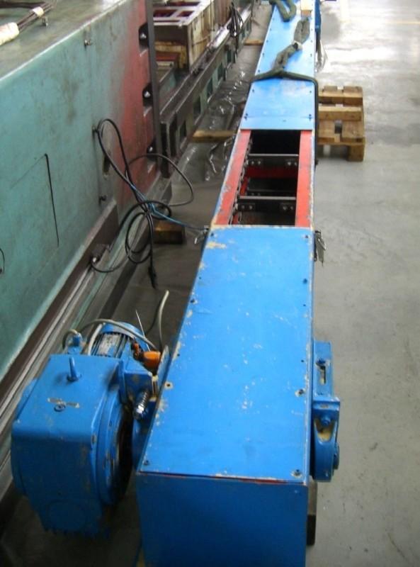 Транспортер стружки KABELSCHLEPP 63 фото на Industry-Pilot