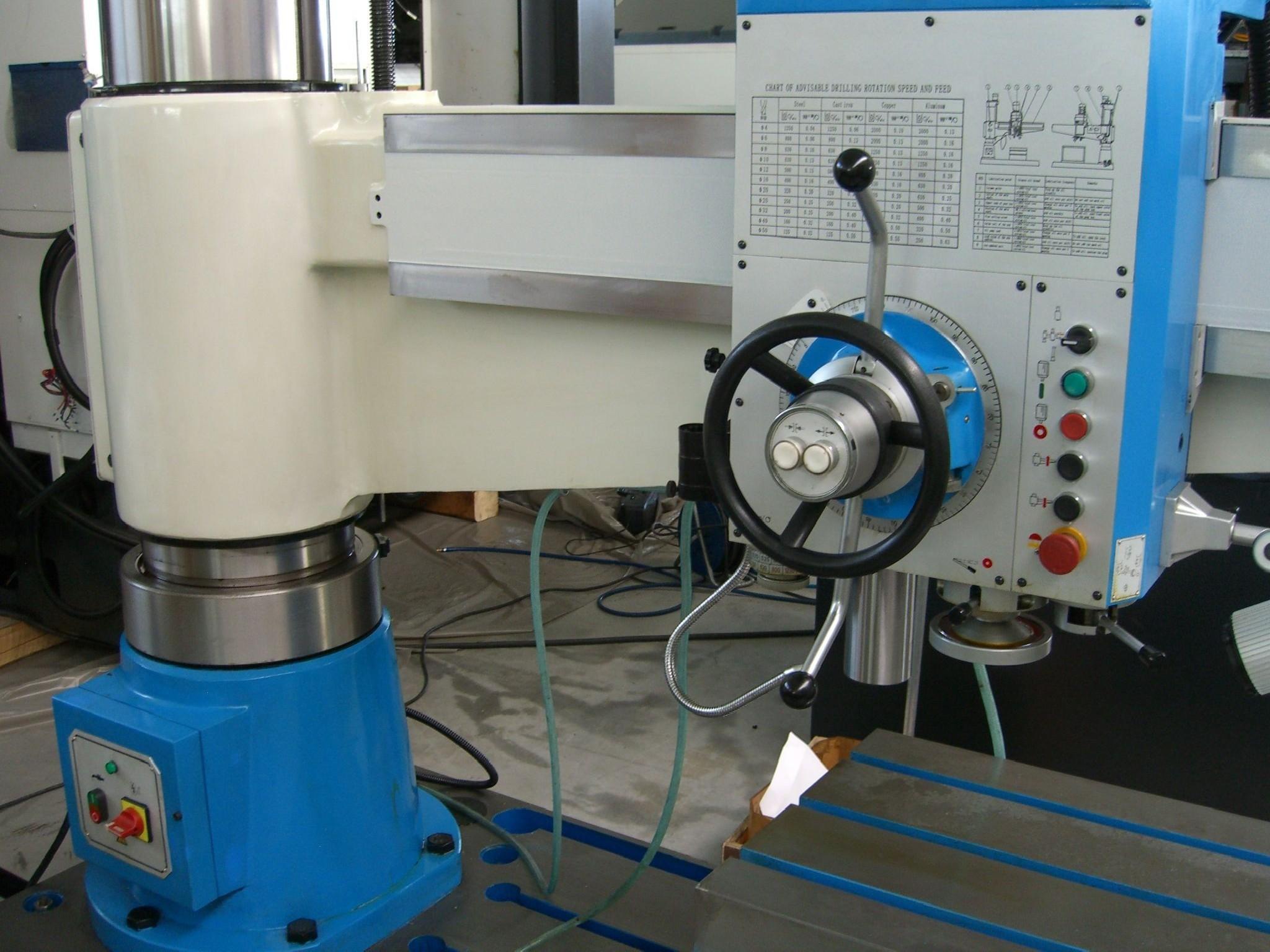 Радиально-сверлильный станок M+A RB 63/20 фото на Industry-Pilot