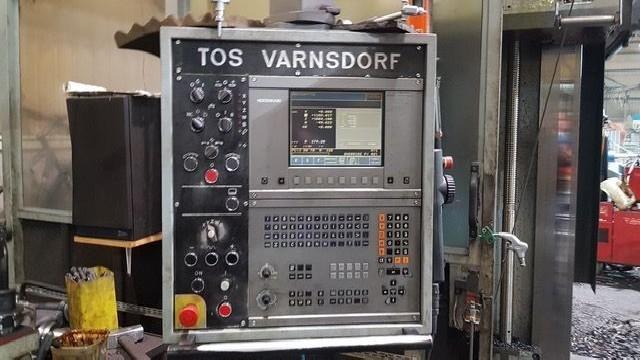 Горизонтально-расточной станок TOS-VARNSDORF WHN 110 Q Heidenhein фото на Industry-Pilot