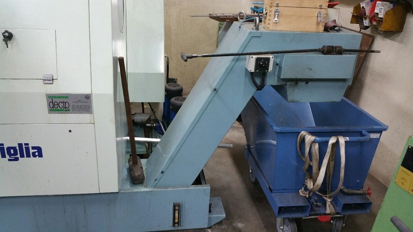 CNC Turning and Milling Machine BIGLIA B 1200 Y photo on Industry-Pilot