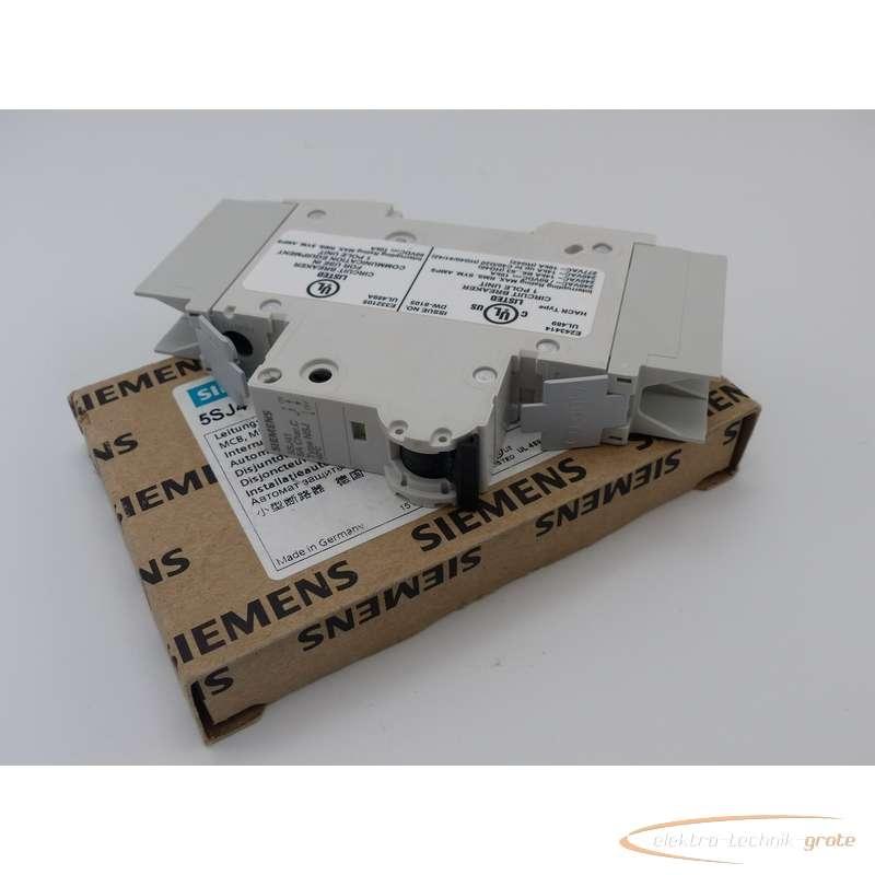 Power circuit breaker Siemens  5SJ4111-7HG42 ungebraucht!  photo on Industry-Pilot